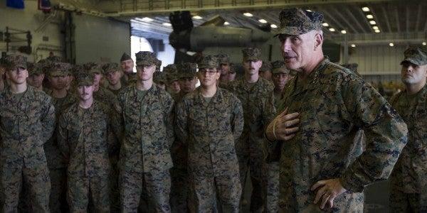 Marine Gen. John Kelly, SOUTHCOM Commander, To Retire This Year