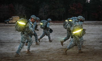 The reflective belt: an icon of the Global War On Terror