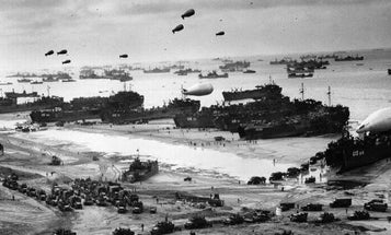 'Forgotten' Reveals The Untold Story Of D-Day's Heroic African-American Soldiers