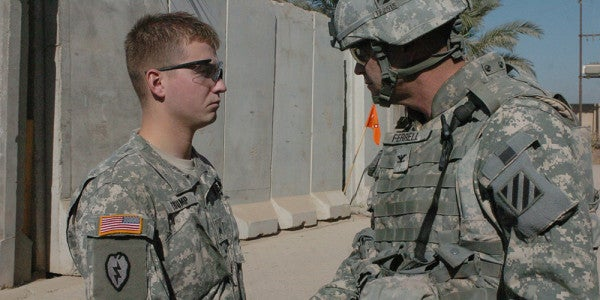 UNSUNG HEROES: The Soldier Who Evacuated His Teammates From Inside A Blasted Bradley