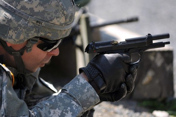 McCain: Army's Search For An M9 Replacement A 'Wasteful' Process
