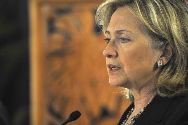 Clinton's Comments Urge VA Conversation Among Presidential Hopefuls