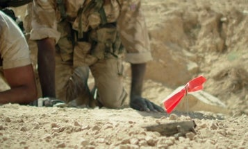 Movie 'Kilo Two Bravo' Offers Unflinching Look At The Ground War In Helmand