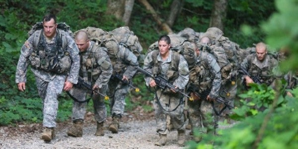 First Official Integrated Ranger School Course Begins