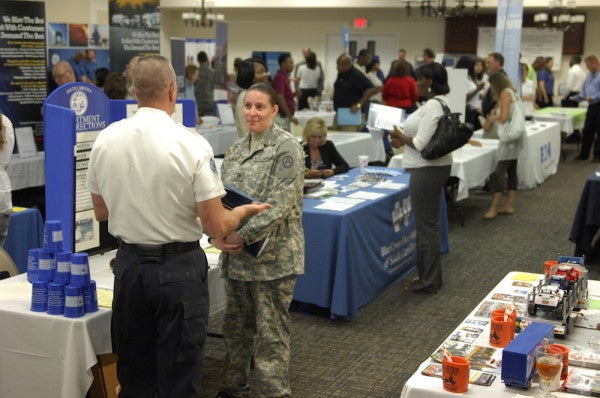 Veterans Unemployment Hits Seven-Year Low In October