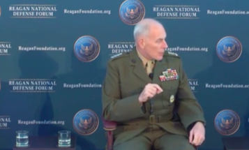 Lawmakers And Military Leaders Share Insights On Civilian-Military Divide