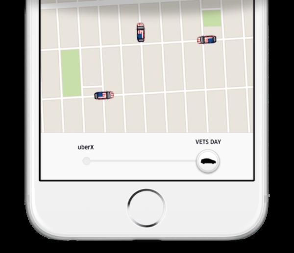 Uber And Lyft Pledge Free Transportation To Veterans