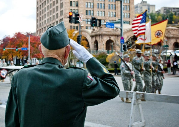 How To Thank Veterans For Their Military Service