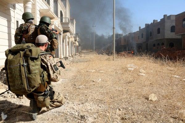 Kurdish Forces Aim To Take Back Sinjar