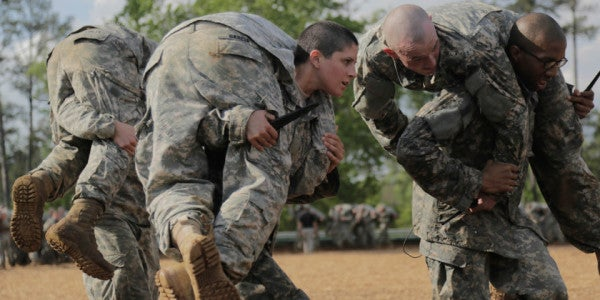 Army Stands By Assessment That Female Ranger Grads Performed On Par With Men