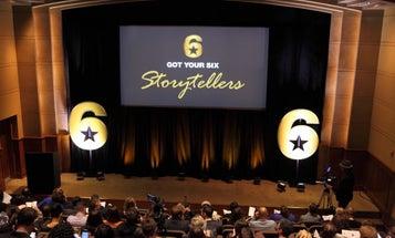 Got Your 6 Hosts Inspiring Veteran Storytellers