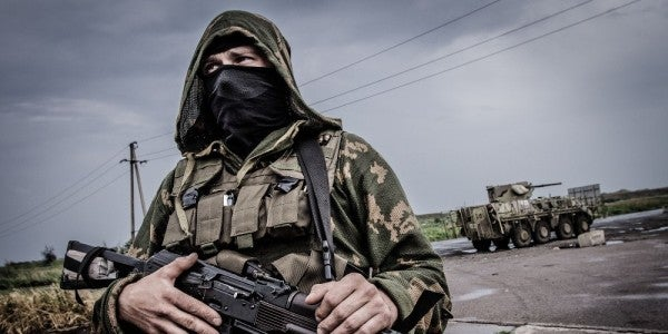 Ukrainian Special Forces Fight On Despite Lack Of Training And Supplies