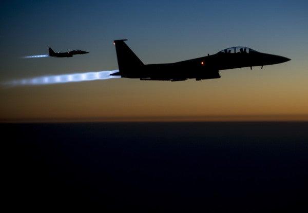 ISIS Militant 'Jihadi John' Targeted In US Air Strike