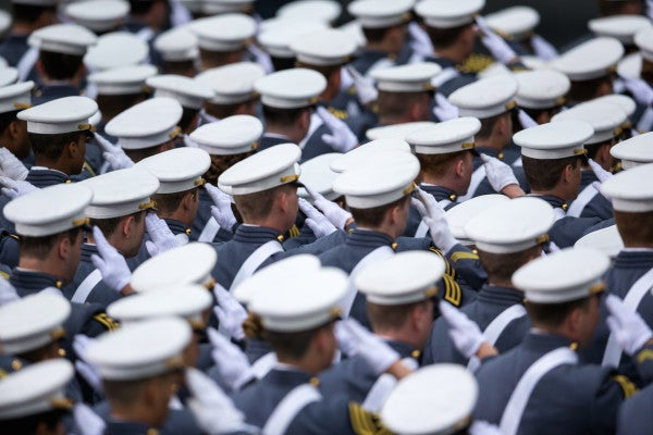 The US Military Doesn't Have A Problem With Brain Drain