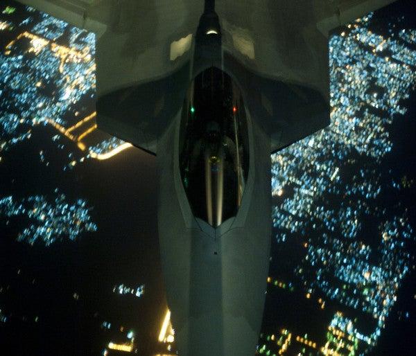 France Escalates Raqqa Airstrikes After Paris Attacks
