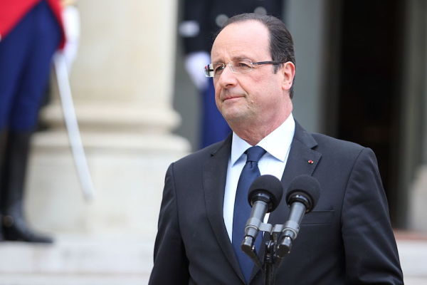 France Can't Defeat ISIS With Ground Troops Alone