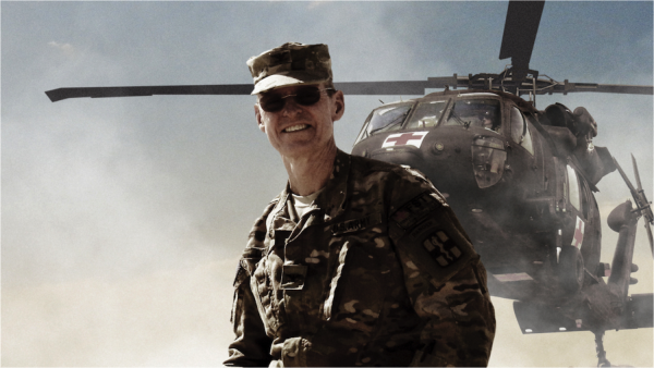 UNSUNG HEROES: Army Doctor Returns To Service After 20 Years