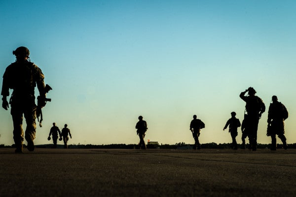 When It Comes To Defeating ISIS, Special Operations Forces Are Not Enough