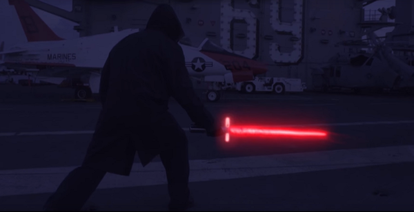 Star Wars Parody From Navy Carrier Shows The Force Is Strong With This One