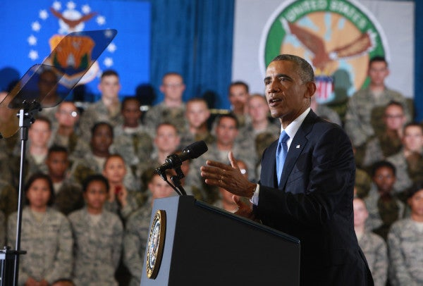 Strategy For Defeating The Islamic State Increasingly Unclear