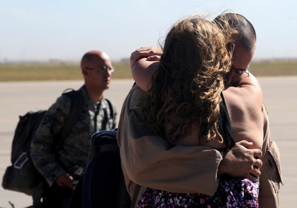 5 Reasons Why Military Spouses Are Badass