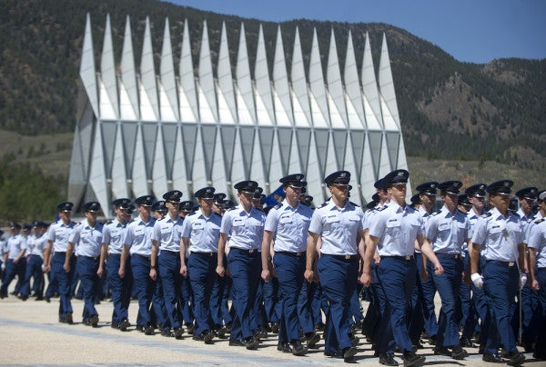 Air Force Releases Highly Redacted Report On Academy Spy Program