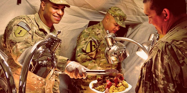 7 Things You Probably Never Knew About Thanksgiving And The Military