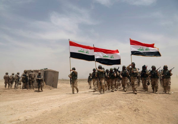 The Problem With Iraqi Security Forces Isn't Just An Unwillingness To Fight