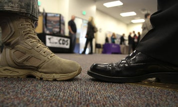 5 Ways A Civilian Mentor Can Propel Your Military Transition