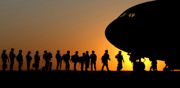 More US Troops Are Heading To Iraq