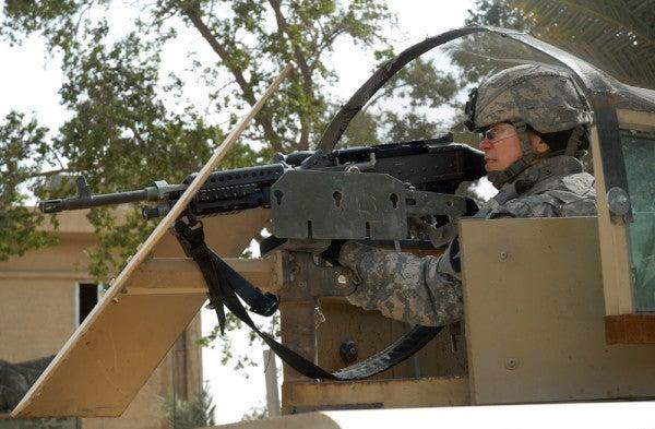 SecDef Declares All Combat Roles Now Open To Women