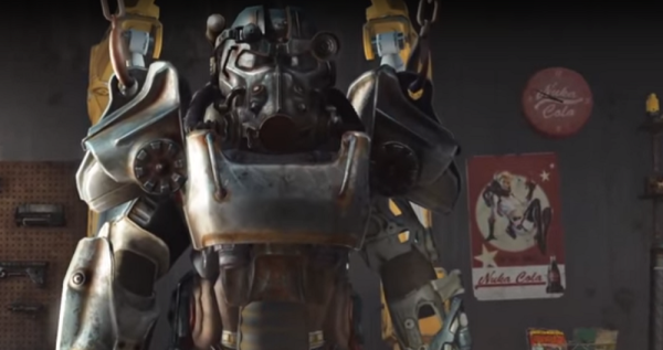 Soldier Loses Mustache, Gets Depressed, Launches Crowdfunding Campaign To Buy Fallout 4