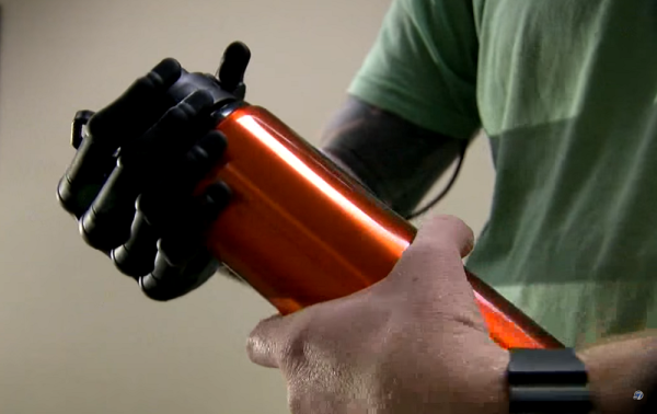 This Marine Vet Is The First Recipient Of A Revolutionary Prosthetic Hand