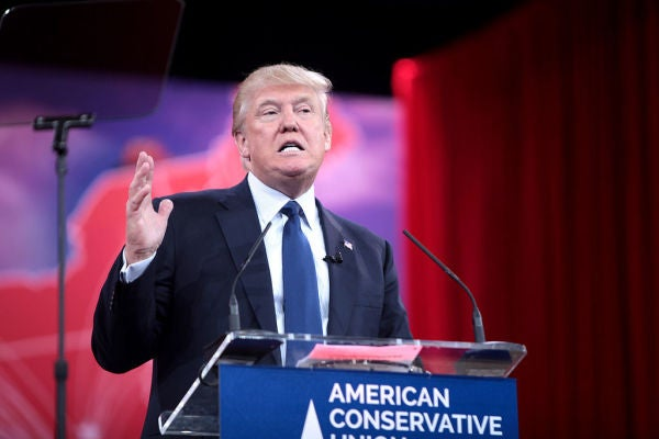 Trump's Rhetoric On Muslims May Be Helping ISIS Cause