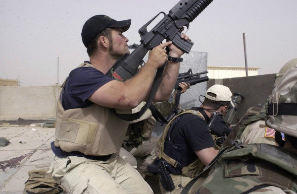 Why We Should Be Talking About Military Contractors With PTSD