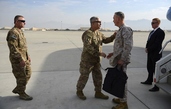 DUNFORD: The US Has Years Of Work Left To Do In Afghanistan