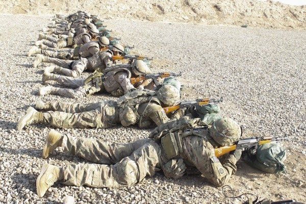 Number Of Troops Needed To Defeat ISIS Depends On End Goal