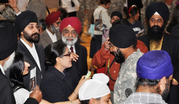 Army Rules That Sikh Combat Soldier Now Permitted To Keep His Beard