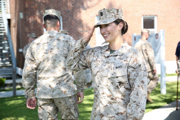 The US Military Has No Gender Pay Gap