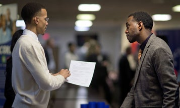 Despite Reports, Unemployment Is Still A Major Issue For Veterans