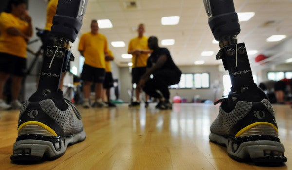 The VA Will Now Pay For Robotic Legs For Veterans