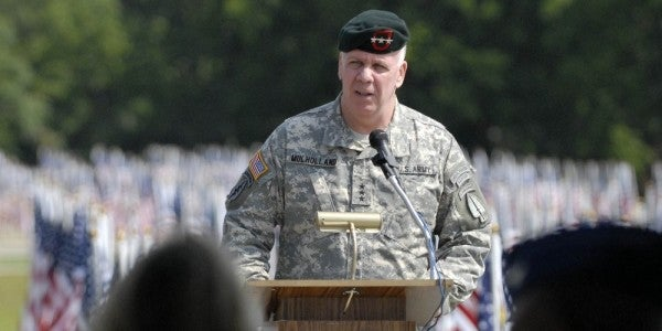 SOCOM General's Profanity-Filled Rant At Briefers Led To Investigation