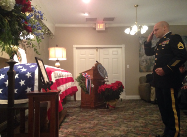 1200 People Attended A Funeral For An Unclaimed Army Veteran