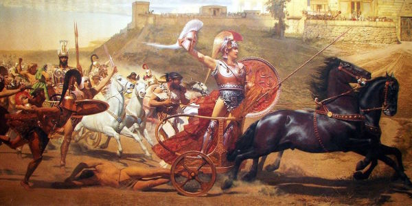Why Ancient Greek Heroes Are Still So Appealing In Today's Culture