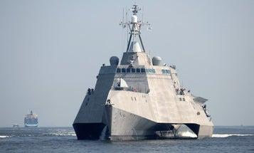 SecDef Slashes Navy's Littoral Combat Ship Program