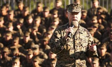 Pentagon Releases Details Of Investigation Into Former Marine Commandant