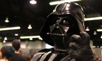 This Marine Vet Legally Changed His Name To Darth Vader