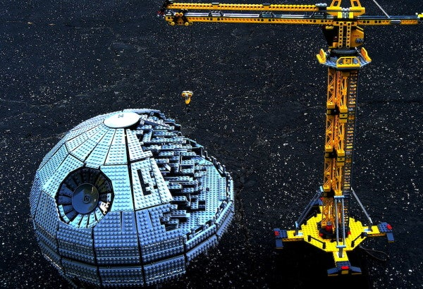 Here's The Pentagon's Cost Analysis Of The Death Star From Star Wars