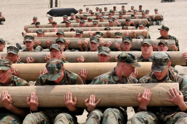 A Navy SEAL's Ultimate Tactical Fitness Workout
