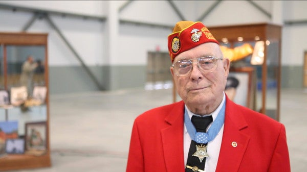 This World War II Hero Still Leads By Example 70 Years After He Served